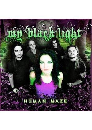 My Black Light - Human Maze (Music CD)