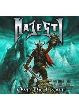 Majesty - Own the Crown (Music CD)