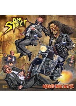 Elm Street - Barbed Wire Metal (Music CD)