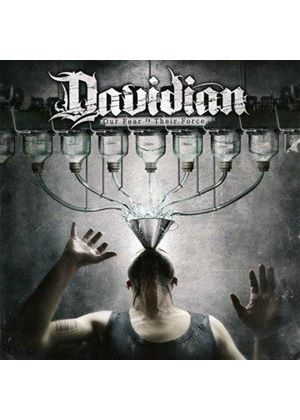 Davidian - Our Fear Is Their Force (Music CD)