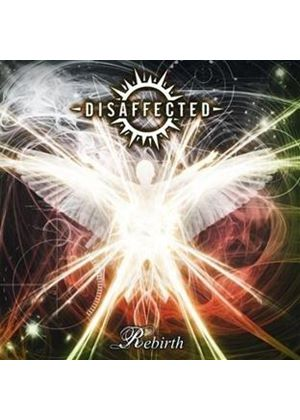 Disaffected - Rebirth (Music CD)