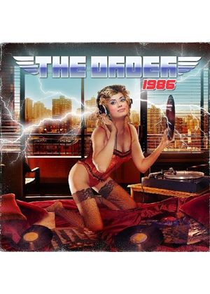 Order (The) - 1986 (Music CD)