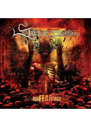 Scornage - Reafearance (Music CD)