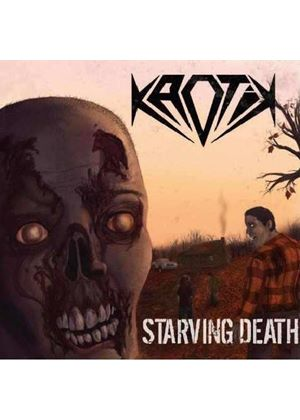 Kaotik - Starving Death (Music CD)