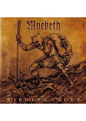 Macbeth - Wiederganger (Music CD)