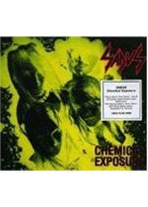 Sadus - Chemical Exposure (Music Cd)
