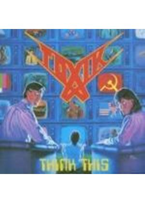 Toxik - Think This [Digipak] [Remastered]