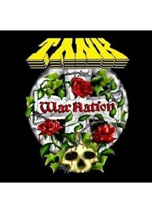Tank - War Nation (Music CD)