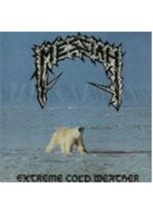 Messiah - Extreme Cold Weather (Music Cd)