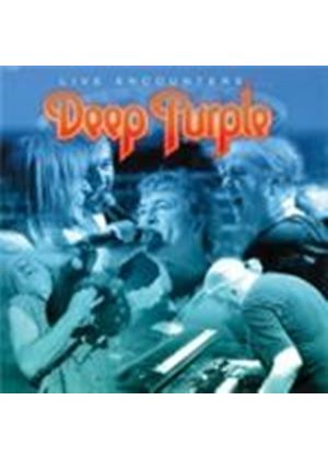 Deep Purple - Live Encounters (Music CD)