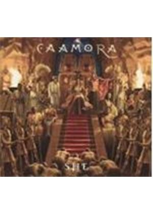 Caamora - She [Digipak]