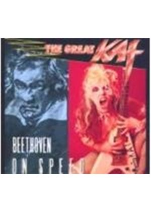 The Great Kat - Beethoven On Speed [Digipak]