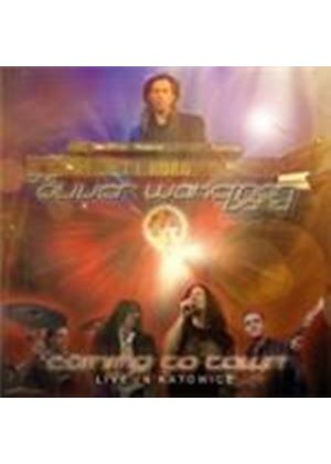 Oliver Wakeman Band - Coming To Town (Live In Katowice) [Digipak] (Music CD)