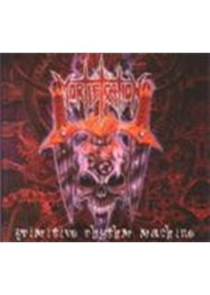 MORTIFICATION - Primitive Rythem Machine