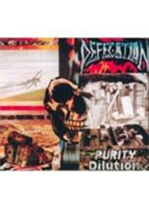 Defecation - Purity Dilution [Remastered] [Digipak] (Music CD)