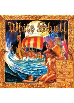 White Skull - Tales From The North [Remastered] [Digipak] (Music CD)