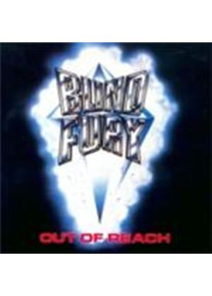 Blind Fury - Out Of Reach [Digipak] (Music CD)