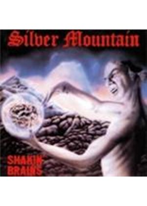 Silver Mountain - Shakin' Brains (Music CD)