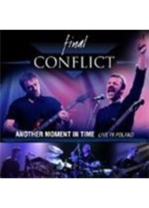 Final Conflict - Another Moment In Time (Live) [Digipak] (Music CD)
