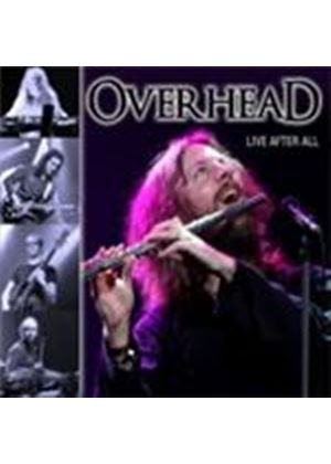 Overhead - Live After All (Music CD)
