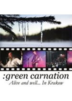 Green Carnation - Alive And Well In Krakow (Music CD)