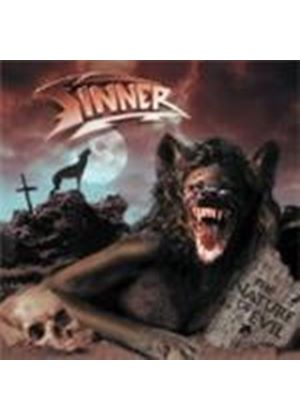 Sinner - Nature Of Evil, The (Music CD)