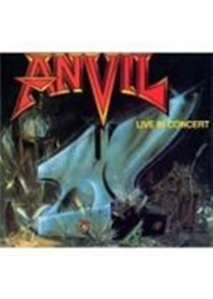 Anvil - Past And Presence (Live) (Music CD)