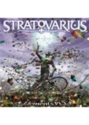 Stratovarius - Elements Vol.2 (Special Edition) [Digipak] (Music CD)