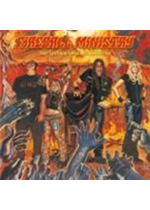 Fireball Ministry - Second Great Awakening, The (Music CD)