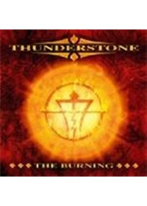 Thunderstone - Burning, The (Music CD)