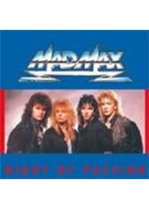 Mad Max - Night Of Passion (Music CD)