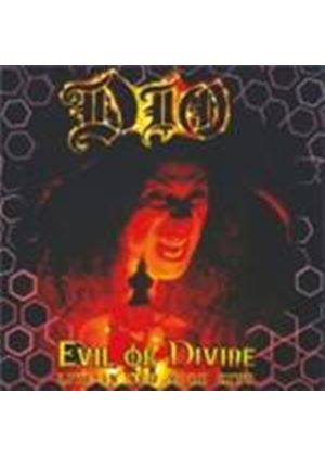 Dio - Evil Or Divine (Live At Roseland Ballroom New York 2002) [Digipak] (Music CD)
