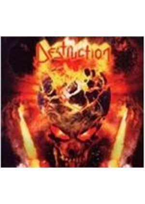 Destruction - Antichrist (Music CD)