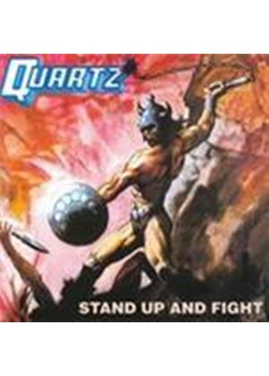 Quartz - Stand Up And Fight [Digipak] (Music CD)