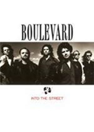 Boulevard - Into The Street (Music CD)