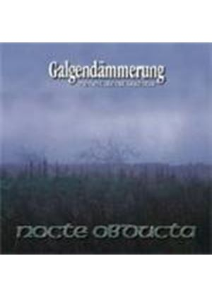 Nocte Obducta - Galgendammerung (Music CD)