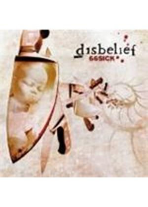 Disbelief - 66 Sick [Digipak] (Music CD)