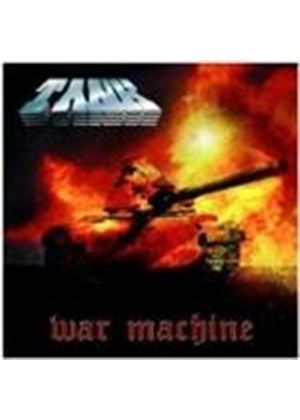 Tank - War Machine (Special Edition) [Digipak] (Music CD)