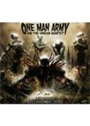 One Man Army & The Undead Quartet - 21st Century Killing Machine (Music CD)