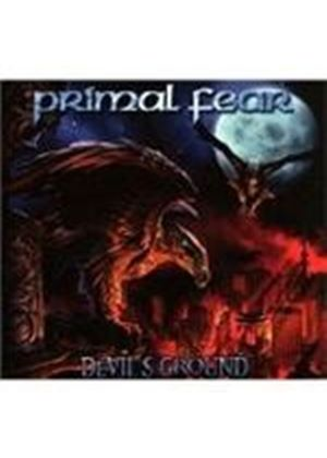 Primal Fear - Devil's Ground (Music CD)