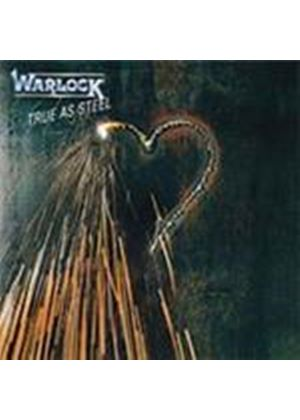 Warlock - True As Steel [Digipak] (Music CD)