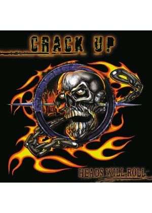 Crack Up - Heads Will Roll (Music CD)
