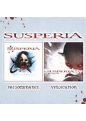 Susperia - Predominance/Vindication (Music CD)