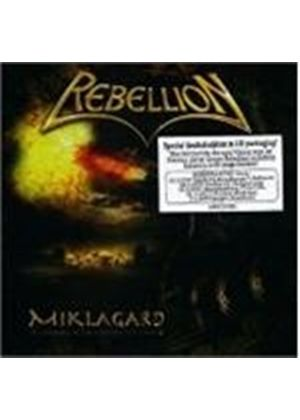 Rebellion - Miklagard (The History Of The Vikings Vol.2/+DVD)