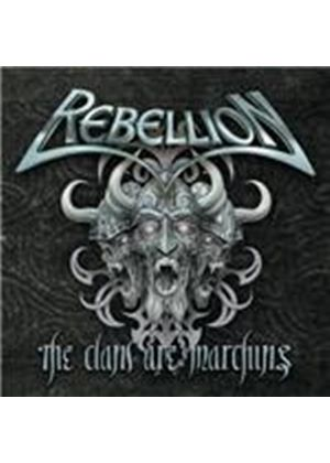 Rebellion - Clans Are Marching, The (Music CD)