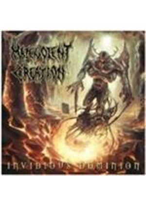 Malevolent Creation - Invidious Dominion [Digipak] (Music CD)