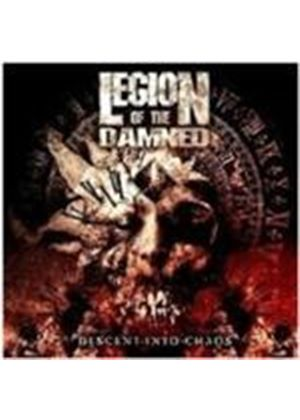 Legion Of The Damned - Descent Into Chaos (+DVD)