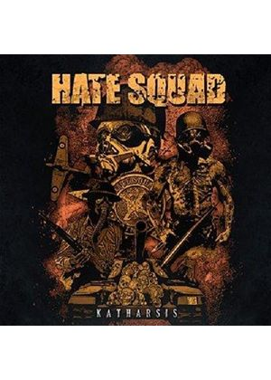 Hate Squad (The) - Katharsis (Music CD)