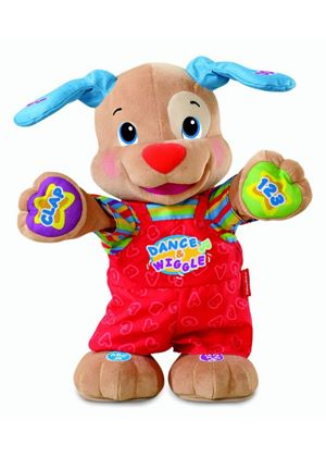 Fisher Price Laugh and Learn Dance and Play Puppy