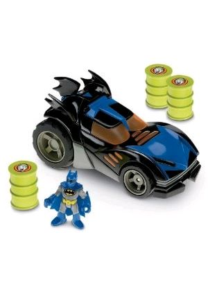 Fisher-Price Imaginext Motorized Batmobile